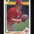 1991 Upper Deck Baseball #465 Joe Magrane - St. Louis Cardinals