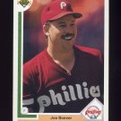 1991 Upper Deck Baseball #430 Joe Boever - Philadelphia Phillies
