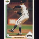 1991 Upper Deck Baseball #422 Steve Bedrosian - San Francisco Giants