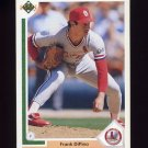 1991 Upper Deck Baseball #350 Frank DiPino - St. Louis Cardinals