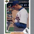 1991 Upper Deck Baseball #325 Ozzie Guillen - Chicago White Sox