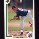 1991 Upper Deck Baseball #190 Scott Bailes - California Angels