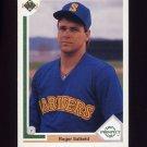 1991 Upper Deck Baseball #063 Roger Salkeld - Seattle Mariners