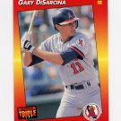 1992 Donruss Triple Play Baseball #251 Gary DiSarcina - California Angels