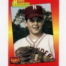 1992 Donruss Triple Play Baseball #077 Scott Sanderson LH - New York Yankees