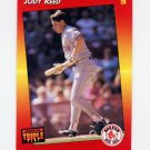 1992 Donruss Triple Play Baseball #025 Jody Reed - Boston Red Sox