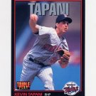 1993 Donruss Triple Play Baseball #240 Kevin Tapani - Minnesota Twins