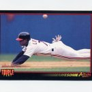1993 Donruss Triple Play Baseball #144 Kenny Lofton AA - Cleveland Indians