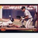 1993 Donruss Triple Play Baseball #012 David Segui / Luis Polonia AA