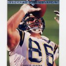 1995 Upper Deck Football Special Edition #SE86 Alfred Pupunu - San Diego Chargers