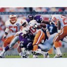 1995 Upper Deck Football Special Edition #SE31 Minnesota Vikings Defense
