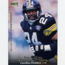 1995 Upper Deck Football #299 Tim McKyer - Carolina Panthers