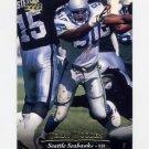 1995 Upper Deck Football #282 Terry Wooden - Seattle Seahawks