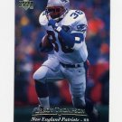1995 Upper Deck Football #272 Leroy Thompson - Kansas City Chiefs