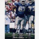 1995 Upper Deck Football #256 Russell Maryland - Dallas Cowboys