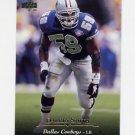 1995 Upper Deck Football #228 Darrin Smith - Dallas Cowboys