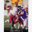 1995 Upper Deck Football #227 Aeneas Williams - Arizona Cardinals