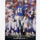 1995 Upper Deck Football #226 Eugene Robinson - Seattle Seahawks