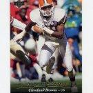 1995 Upper Deck Football #219 Antonio Langham - Cleveland Browns