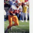 1995 Upper Deck Football #208 Charles Wilson - Tampa Bay Buccaneers