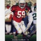 1995 Upper Deck Football #199 Seth Joyner - Arizona Cardinals
