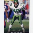 1995 Upper Deck Football #189 James Hasty - New York Jets