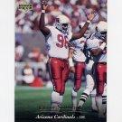 1995 Upper Deck Football #171 Clyde Simmons - Arizona Cardinals