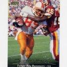 1995 Upper Deck Football #152 Courtney Hawkins - Tampa Bay Buccaneers