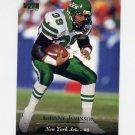 1995 Upper Deck Football #133 Johnny Johnson - New York Jets