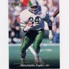 1995 Upper Deck Football #118 Herschel Walker - Philadelphia Eagles