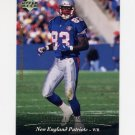 1995 Upper Deck Football #104 Michael Timpson - Chicago Bears