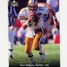 1995 Upper Deck Football #069 Jim Everett - New Orleans Saints