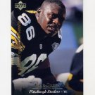 1995 Upper Deck Football #053 Eric Green - Miami Dolphins