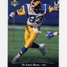 1995 Upper Deck Football #043 Flipper Anderson - Indianapolis Colts