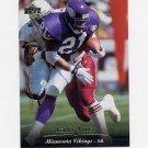 1995 Upper Deck Football #036 Terry Allen - Washington Redskins