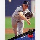 1993 Leaf Baseball #424 Bob Wickman - New York Yankees