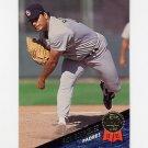 1993 Leaf Baseball #368 Rich Rodriguez - San Diego Padres