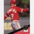 1993 Leaf Baseball #359 Tom Browning - Cincinnati Reds