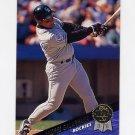 1993 Leaf Baseball #322 Andres Galarraga - Colorado Rockies