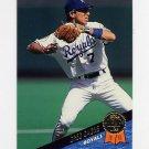 1993 Leaf Baseball #282 Greg Gagne - Kansas City Royals