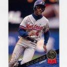 1993 Leaf Baseball #268 Delino DeShields - Montreal Expos