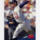 1993 Leaf Baseball #251 Mark Guthrie - Minnesota Twins