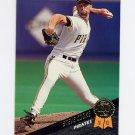 1993 Leaf Baseball #240 Steve Cooke - Pittsburgh Pirates