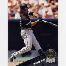 1993 Leaf Baseball #217 George Bell - Chicago White Sox