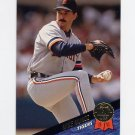 1993 Leaf Baseball #191 Mike Munoz - Detroit Tigers