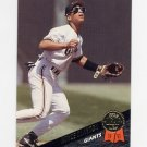 1993 Leaf Baseball #176 Royce Clayton - San Francisco Giants