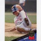 1993 Leaf Baseball #165 Darrin Fletcher - Montreal Expos