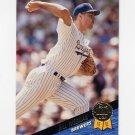 1993 Leaf Baseball #144 Bill Wegman - Milwaukee Brewers