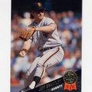 1993 Leaf Baseball #102 Jeff Brantley - San Francisco Giants