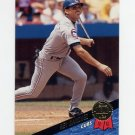 1993 Leaf Baseball #088 Rey Sanchez - Chicago Cubs
